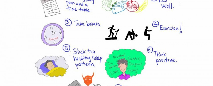7 ways to manage PSLE stress
